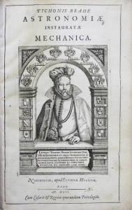 Brahe 1602 title page
