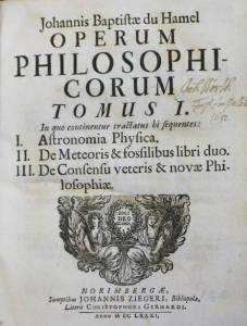 Du Hamel title page