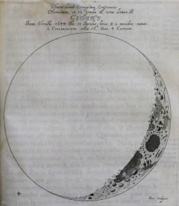 Hevelius Selenographia A