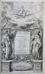 Hevelius Selenographia Title