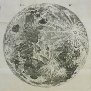 La Hire lunar map